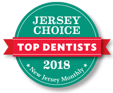 Voted top dentist/orthodontist 2016 in New Jersey Monthly